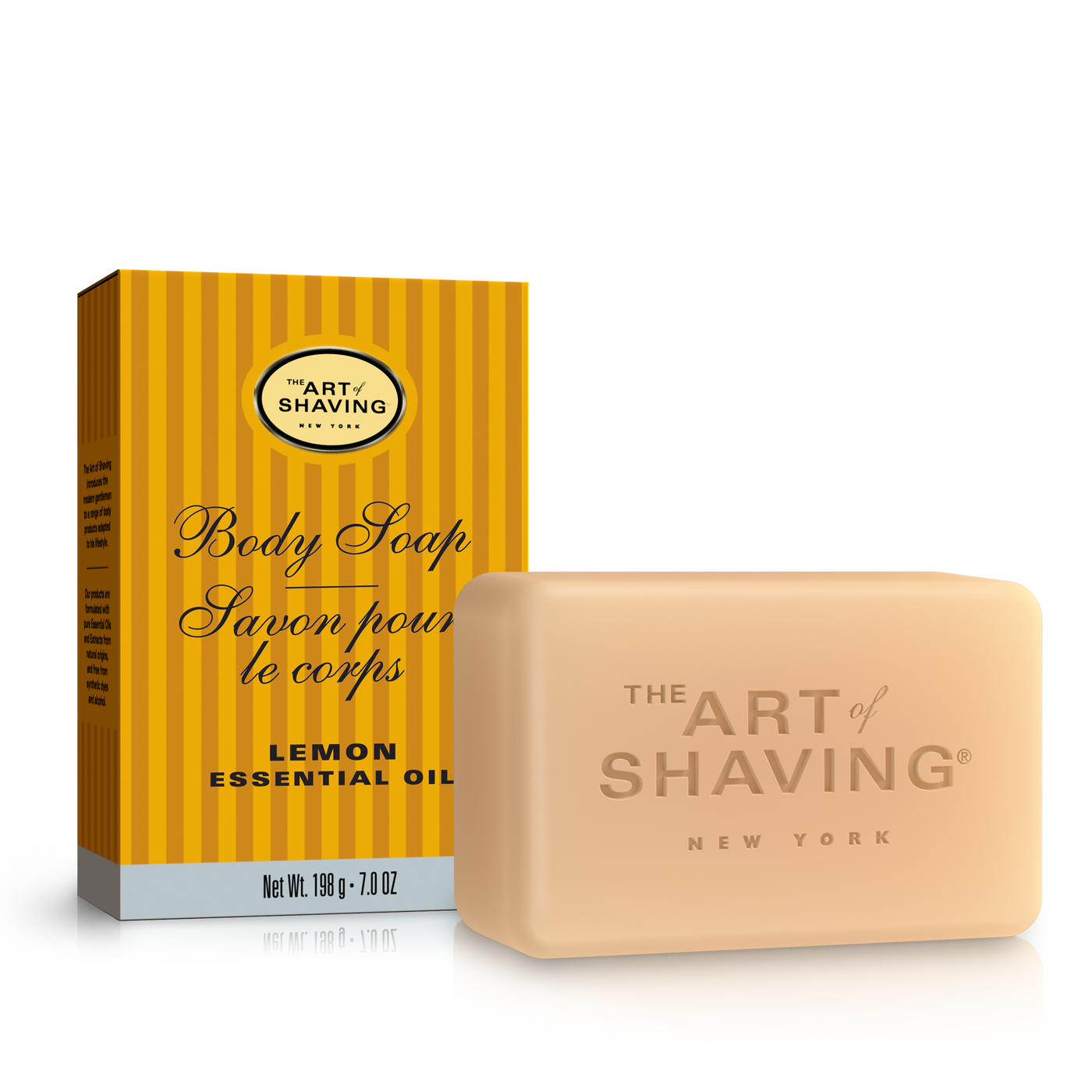 The Art Of Shaving: Body Soap - Lemon