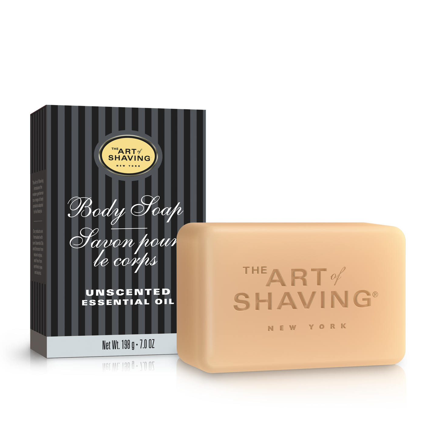 The Art Of Shaving: Body Soap - Unscented
