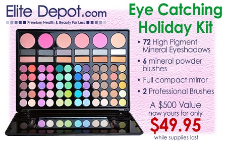 EliteDepot.com Eye Catching Holiday Kit
