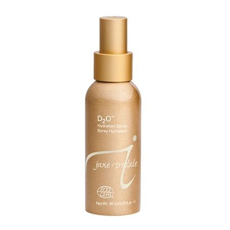 Jane Iredale Hydration Spray D2O 3.4 oz