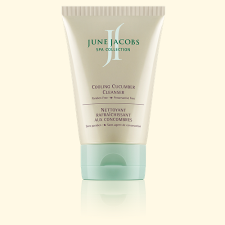 June Jacobs Cooling Cucumber Cleanser 3.8oz