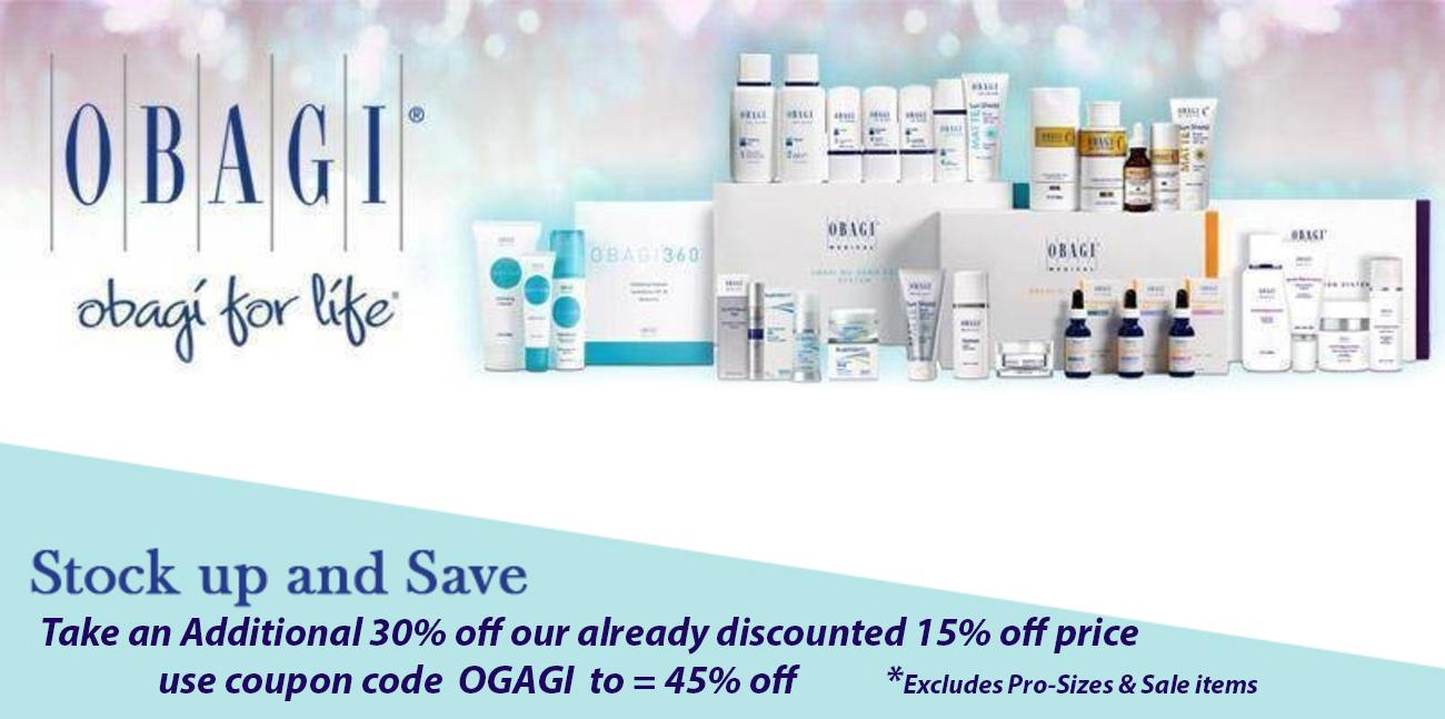 Elite Depot Obagi Skincare Products