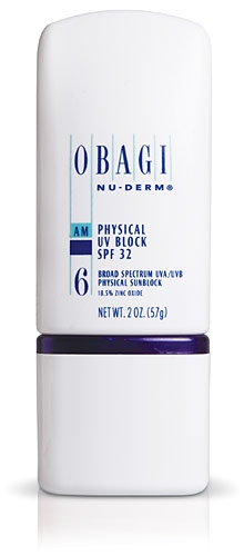 Obagi Nu-Derm Physical UV Block SPF 32 (6) 2 oz / 57 g