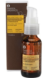 Pangea Himalayan Geranium & Pomegranate Balancing Oil 1 oz / 30 ml