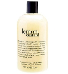 Philosophy Lemon Custard Shower Gel 16 oz.