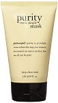 Philosophy for Unisex Mask, 4 Ounce