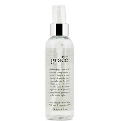 Philosophy Pure Grace Satin-Finish Body Oil Mist 174ml/5 8oz