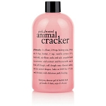 Philosophy Pink Frosted Animal Cracker (Shampoo, Shower Gel and Bubble Bath)16 fl. oz