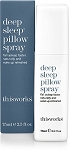 thisworks  deep sleep pillow spray 2.5 oz.