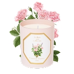 Carriere Freres LA ROSE AIME L'AMBRE candle 6.7 oz.