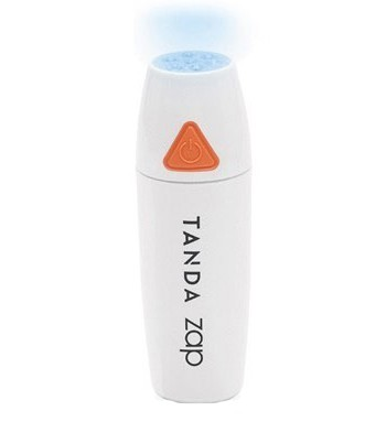 Tanda Zap Acne Spot Treatment Device - White