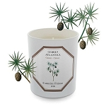 Carriere Freres Cedar Candle 6.5 oz.