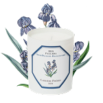 Carriere Freres Candle Iris Pallida 6.5 oz