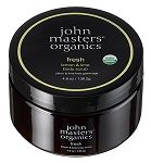 John Masters fresh lemon & lime body scrub 4.8oz.