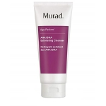 Murad hydration  AHA/BHA exfoliating cleanser 6.75 oz.
