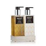 Nest Fragrances Liquid Soap & Hand Lotion Set with Tray (Bamboo)