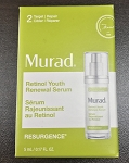 Murad Retinol Youth Renewal Serum Travel size 5ml