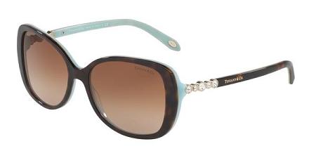 a9c1c919c92 Tiffany TF4121B 80559S Black Blue Butterfly Sunglasses Lens Category