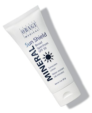 Obagi Sun Shield Mineral Broad Spectrum SPF 50 - 3 oz / 85 g