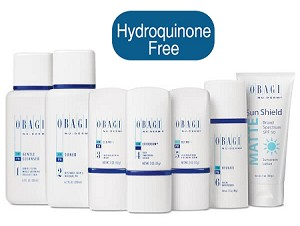 Obagi Nu-Derm Fx Transformation Kit Normal/Oily FULL SIZE  (Hydroquinone Free)