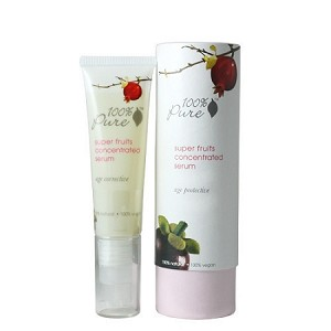 100% Pure Super Fruits Concentrated Serum 1oz