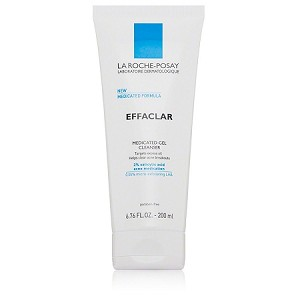 La Roche-Posay Effaclar Medicated Gel Cleanser 6.76 fl oz.