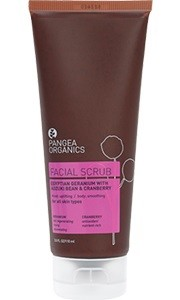 Pangea Egyptian Geranium with Adzuki Bean & Cranberry Facial Scrub 4 oz / 118 ml
