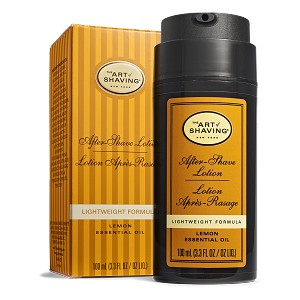 The Art Of Shaving: After Shave Lotion - Lemon  3.3 oz.