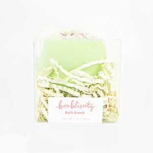 Bonblissity Bath Bomb Fresh Lemongrass 7 oz.