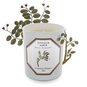 Carriere Freres Sandalwood Candle - 6.5 oz