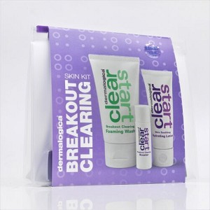 Dermalogica breakout skin clearing kit 3 pcs.