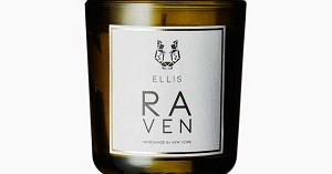 Ellis Brooklyn Candle Raven 6.5 oz.