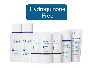 Obagi Nu-Derm Fx Skin Transformation Kit Normal/Dry FULL SIZE   (Hydroquinone Free)