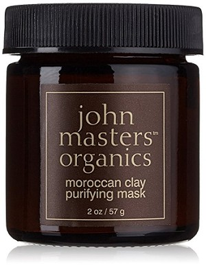 John Masters Organics Moroccan Clay Purifying Mask, 2 Ounce