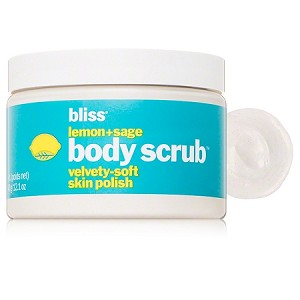 Bliss Lemon + Sage Body Scrub 12 oz