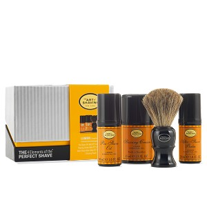 The Art Of Shaving: Mid Size Kit - Lemon