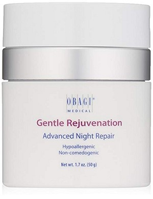 Obagi Gentle Rejuvenation Advanced Night Repair Cream 1.7 oz.