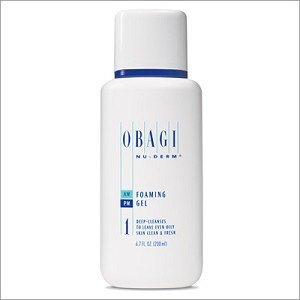 Obagi Nu-Derm Foaming Gel (1) 6.7 oz / 200 ml