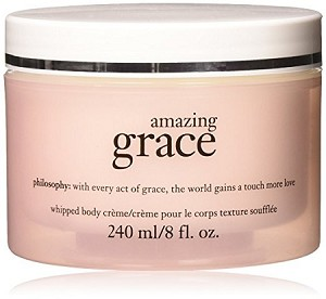 Philosophy Amazing Grace Whipped Body Creme, 8 Ounce