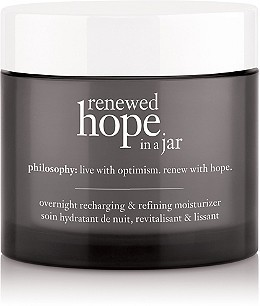 Philosophy Hope In A Jar Night Intensive Retexturizing Moisturizer 2 oz