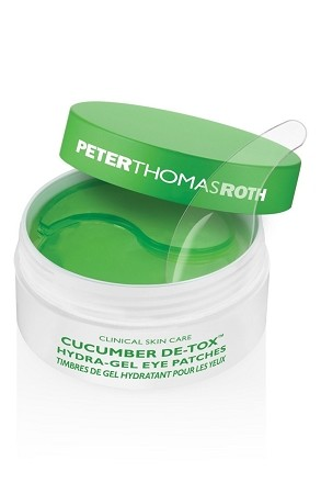 Peter Thomas Roth Cucumber De-Tox, Hydra-Gel Eye Patches, 30 Pairs/60 Patches