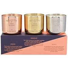 Tom Dixon Eclectic Collection Scented Candle Giftset